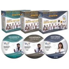 Elit DGS (Dikey Geçiş Sınavı) Eğitim Seti (tüm dersler)