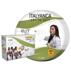 Elit İtalyanca Eğitim Seti