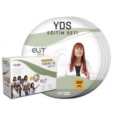 Elit YDS (Yabancı Dil Sınavı) İngilizce Eğitim Seti (kitap hediyeli)