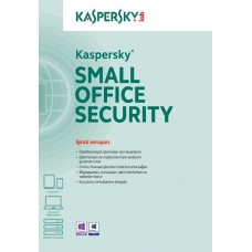 Kaspersky Small Office Security 4 - 1 Sunucu - 10 İstemci - 10 Mobil Cihaz - 3 yil