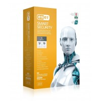 ESET Smart Security V9 1 client - 1 yıl