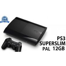 Sony PS3 12GB G-Pal oyun konsolu - süper slim