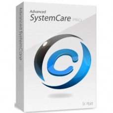 Advanced SystemCare PRO serial - 1 yıl, 1 pc