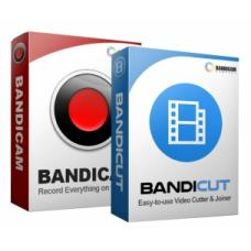 2 x Bandicam + Bandicut