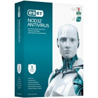 Nod32 antivirüs v10 key (1 yıl, 1 pc) - online serial