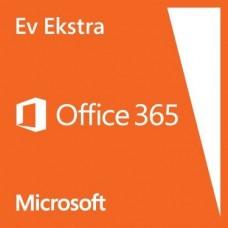 Microsoft Office 365 Ev Ekstra - online lisans