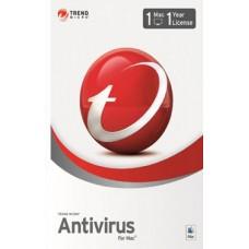 Trend Micro Antivirüs For Mac key (macintosh için) - online serial