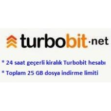 Turbobit Premium - 1 gün - kiralık hesap